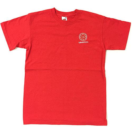 Love Pizza T-Shirt1